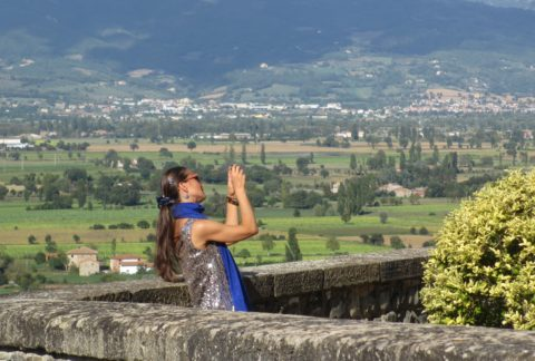 Yoga, Photography and Art in Tuscany