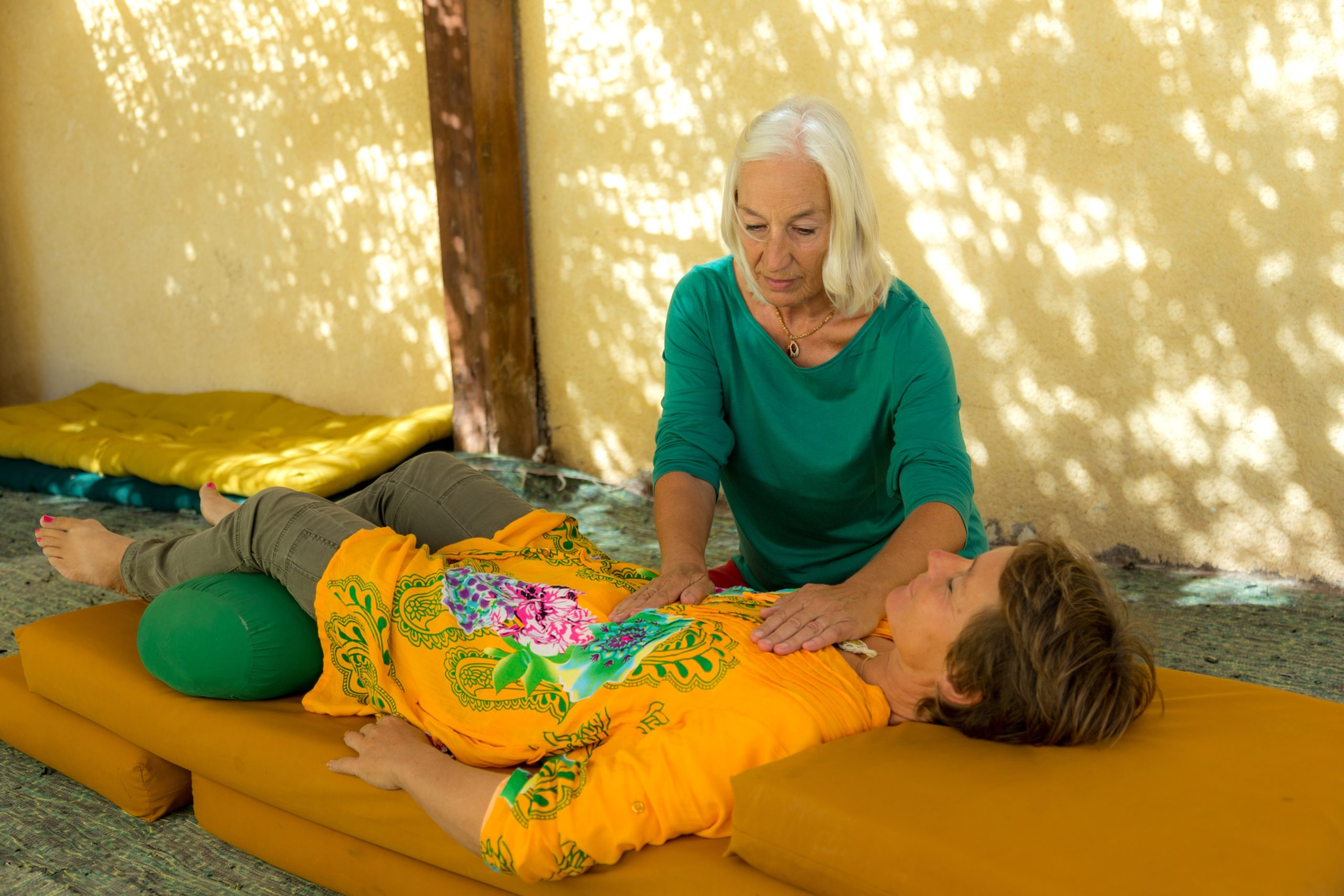 Reiki Treatments and Training